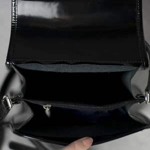 skórzana torebka mini wieczorowa