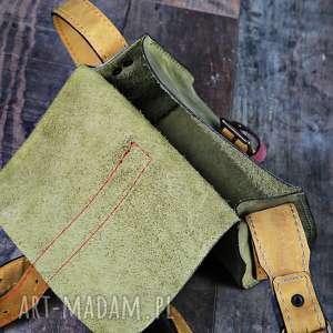 gustowne mini przez ramię torebeczka z portfelem