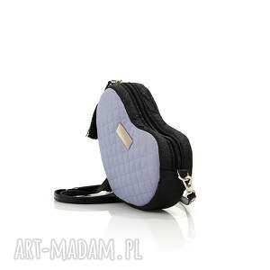 handmade mini pikowana torebka lovka 117