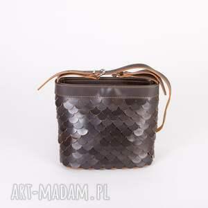 mini torebka łuska mała