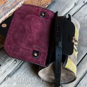 mini: recznie wykonana torba
