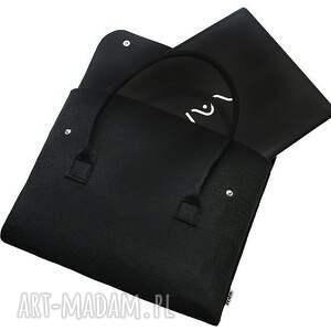 filcowa na laptopa e -felt - torba, etui