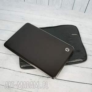 torebka elegancki futerał na laptopa mały