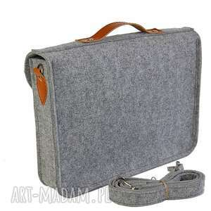 ręcznie wykonane na laptopa filcowa torba laptop 15