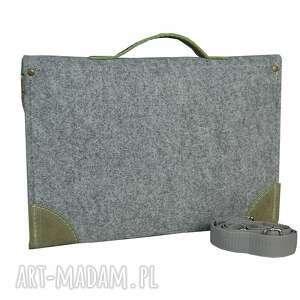laptopa filcowa torba na - szyta