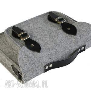 na laptopa torba filcowa - personalizowana