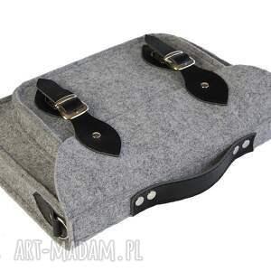wyjątkowe na laptopa torba filcowa laptop 15