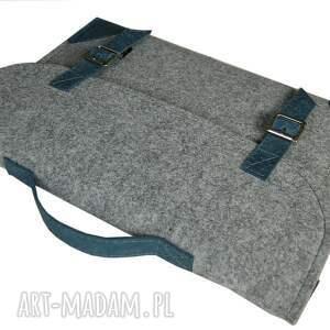 Etoi design Filcowa torba na laptopa - szyta na miarę - różne kolory laptop