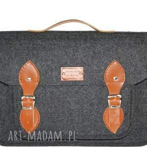 filcu filcowa torba na laptop