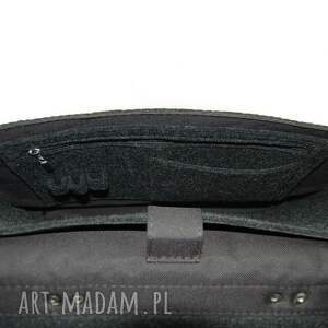 szare na laptopa torba filcowa laptop 15