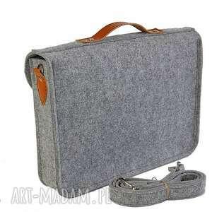 laptop na laptopa filcowa torba