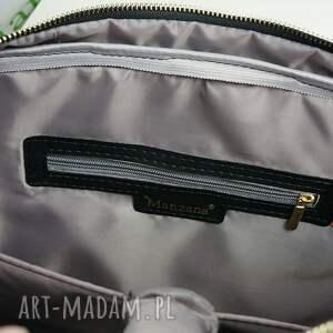biznes na laptopa manzana styl- torba
