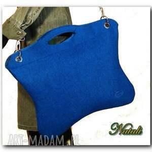 na laptopa torba oryginalna, uniwersalna niebieska