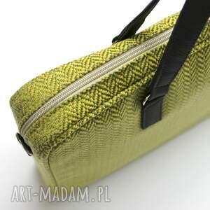 unikalne laptop elegancka torba na wykonana z tkaniny