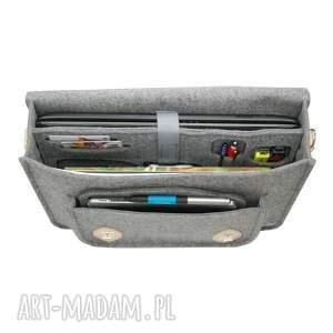 na laptopa torba z filcu 17