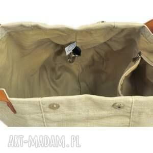 okrągłe-torebki na ramię 24-0007 beżowo-złota torebka damska