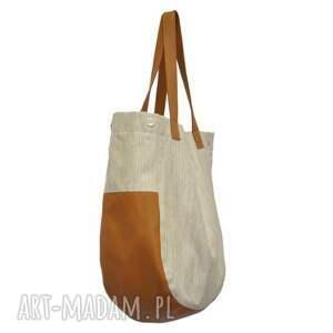 pomarańczowe na ramię markowe-torebki 24-0007 beżowo-złota torebka damska