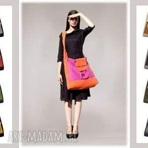 de6a0399e5cef frapujące na ramię torby-materiałowe 01 -0001 biało-czarna torba worek