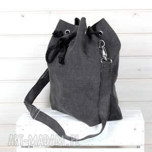 awangardowe na ramię torebka camilla worek na pasku boho