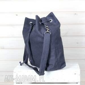 hand-made na ramię torebka camilla worek pasku