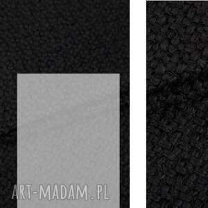 czarna-torba-worek na ramię czarna torba duży worek