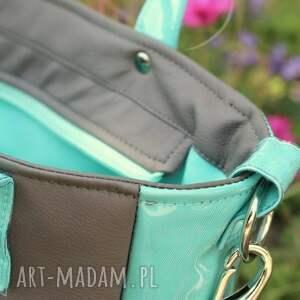 na ramię torba-do-pracy damska torebka cuboid
