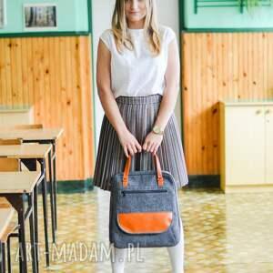 pomysł na upominki na święta prezent torebka wykonana z wysokiej jakości tkaniny