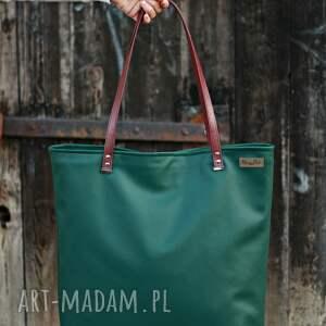 shoperbag na ramię duża, pojemna torba dla kobiet ceniących
