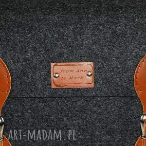 plecak na ramię filcowa torba