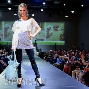 pomysł na upominek hobo sack - sakiewka tkanina