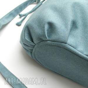 na ramię sack hobo - sakiewka tkanina