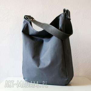 frapujące na ramię kordura zgrabna i bardzo pojemna torba (swobodnie