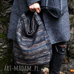 trendy na ramię torba iks worek vege navaho szary grafit