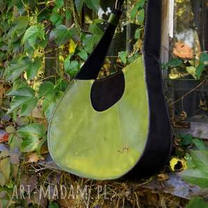 na ramię audiofil janis skórzana torba inspirowana