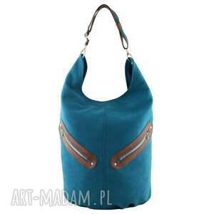 unikatowe na ramię kofi - duża torba worek