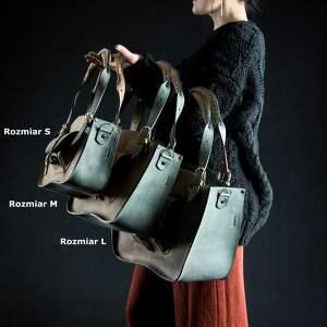wyjątkowe na ramię ręcznie wykonana kuferek damski wykonany