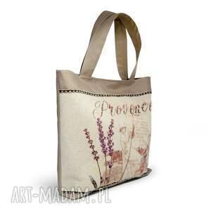 wyjątkowe na ramię torba lawendowa torebka