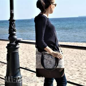 torba na ramię kolorowe lekka i poręczna miejska