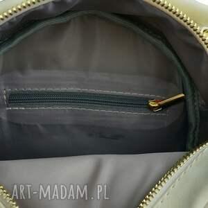 na ramię torebka listonoszka koło muflon z haftem