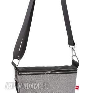 na ramię torebka listonoszko-plecak mały