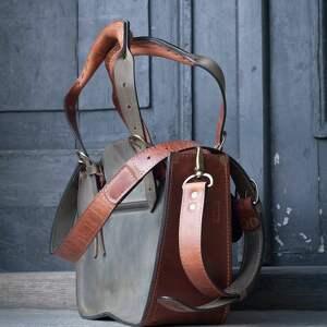 oryginalna torebka na ramię mała podręczna torba w unikalnych