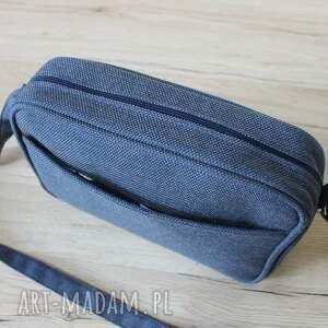 atrakcyjne na ramię elegancka torebka wykonana z wysokiej jakości tkaniny