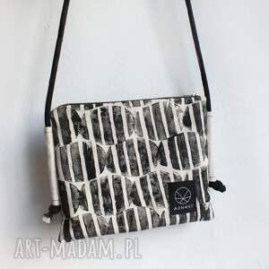 ręcznie robione na ramię mala torebka mała