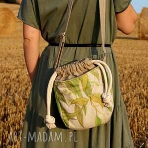 torba na ramię mikro iks sznurki lipa