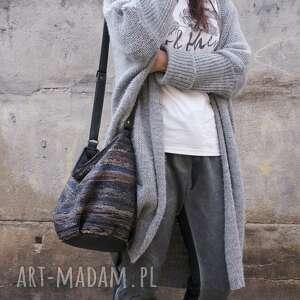 atrakcyjne worek mini sak vege navaho grafit