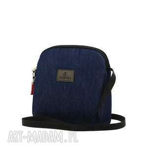 awangardowe na ramię torebka mini simple color 162