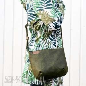 gustowne na ramię zamsz urocza torebka idealna na wiosenne i letnie