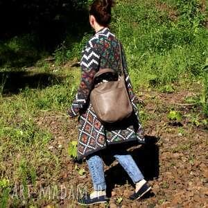 na ramię torba miniks vege popiel