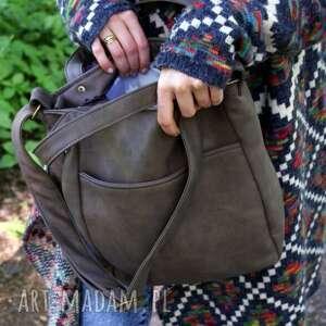torba na ramię miniks vege popiel