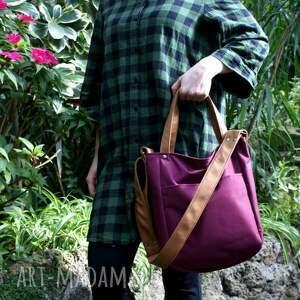 różowe torebka miniks vege buraczek rudy